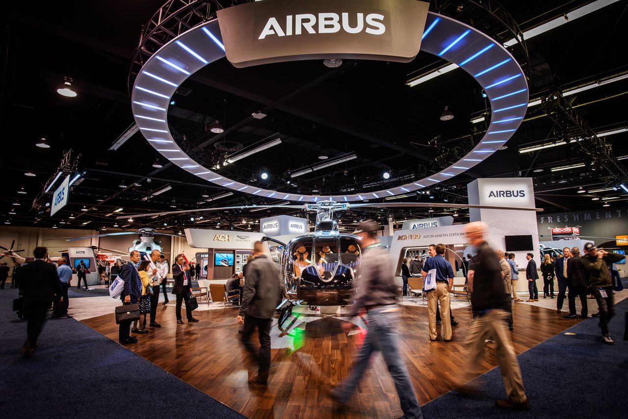 Airbus Celebrates 35 Years in Canada