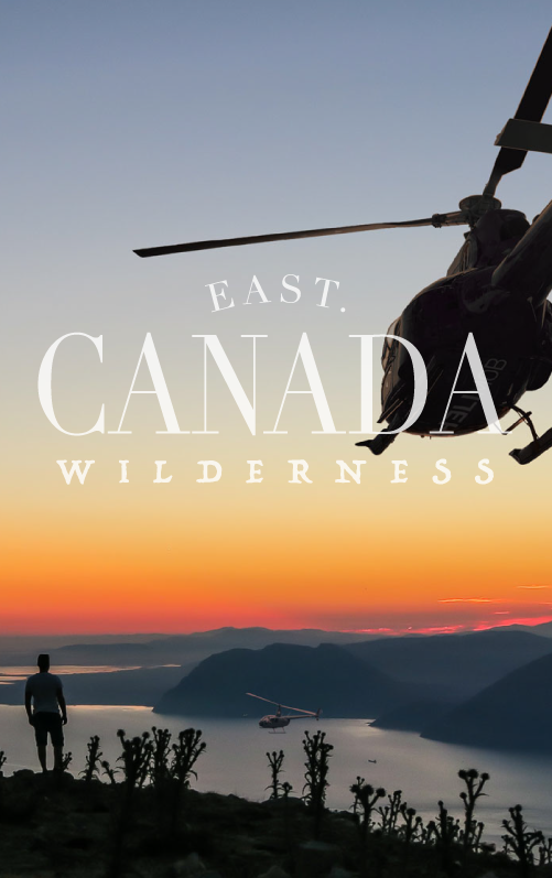 East. Canada Wilderness